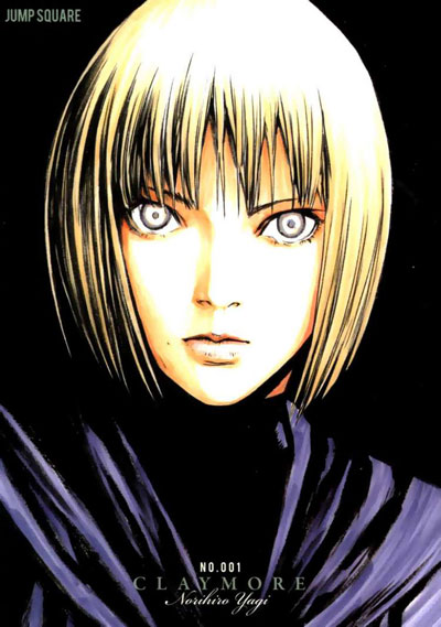 claymore-clare